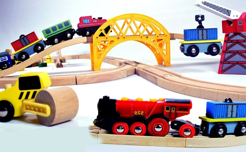 Play and Learn Like Never Before By Renting Kids' Power Trains from the Best Toy Rental Libraries in India